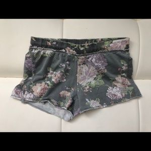 Wet Seal floral shorts